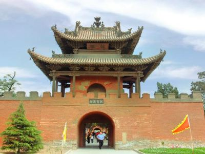 Haizhou Guandi Temple