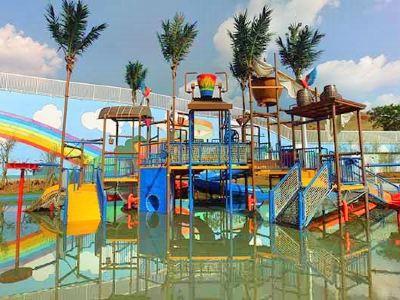Haizhilan Hot Spring Water Amusement Park