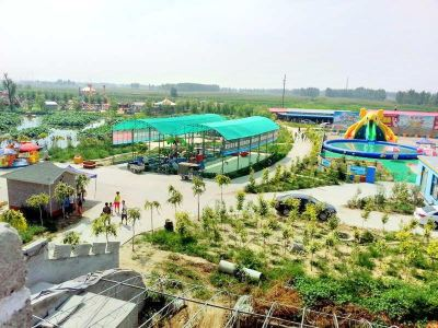 Huanlegu Ecological Park