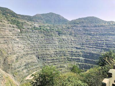 Huangshi (Yellow Stone) National Mining Park