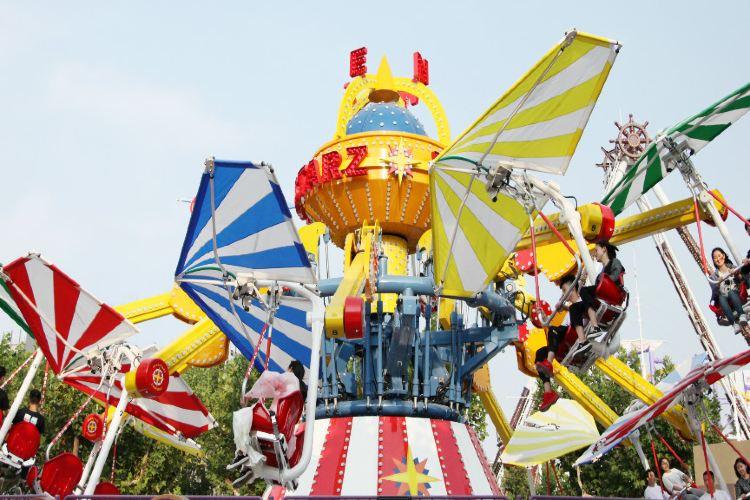 Fuhua Amusement Park3