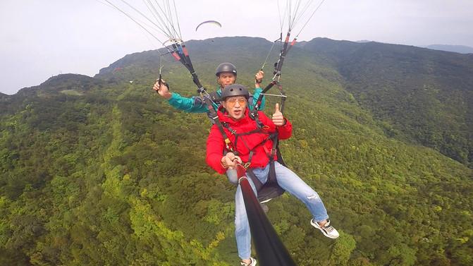 不知去哪飞滑翔伞的看过来∣干货 – 南宁游记攻略插图