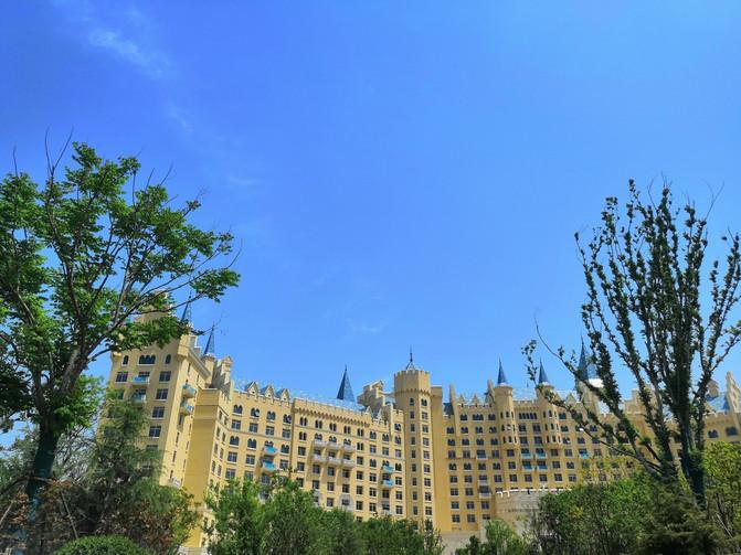 中原最期待的主题酒店——冰雪酒店 – 河南游记攻略插图