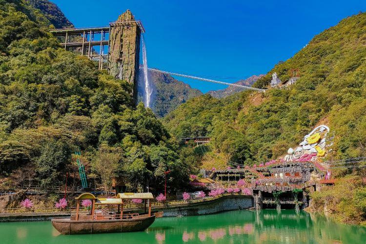 Yunmen Mountain Natural Scenic Area1