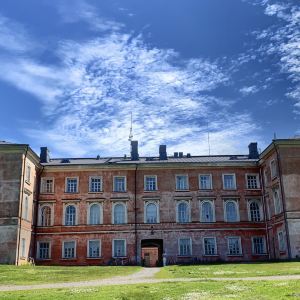 芬兰堡旅游景点攻略图