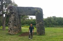 汤加游第二天:环岛自驾汤加塔布岛