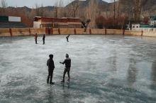 在这最野的溜冰场,来一个挑战