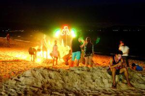 보라카이,밤문화즐기기