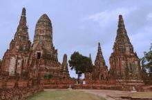 泰国大城Ayutthaya