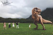 假装在侏罗纪的世界