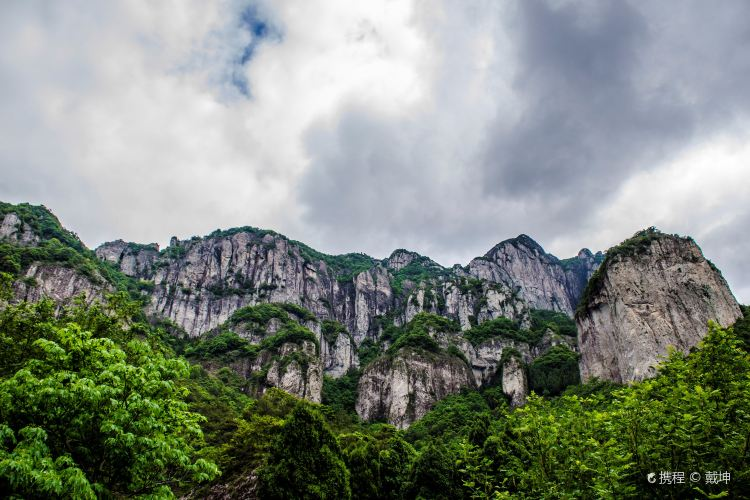 Wenling Fangshan Scenic Area4