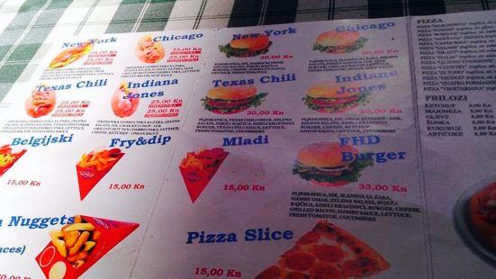 Fast food Bellezza