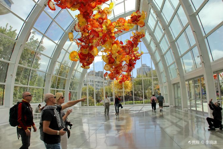 Chihuly Garden and Glass1