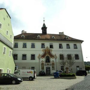 Alte Bischofliche Residenz (Old Bishop's Residence)旅游景点攻略图