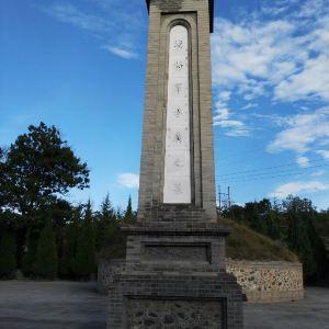 李广墓旅游景点攻略图