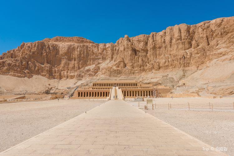 Mortuary Temple of Hatshepsut2