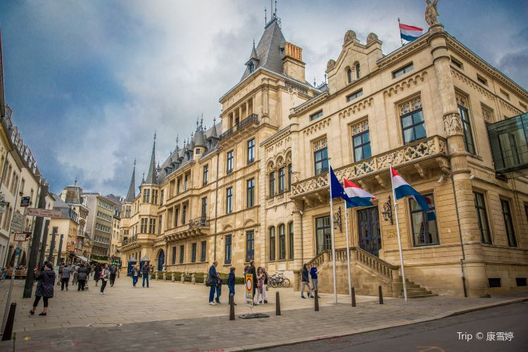Grand Ducal Palace1