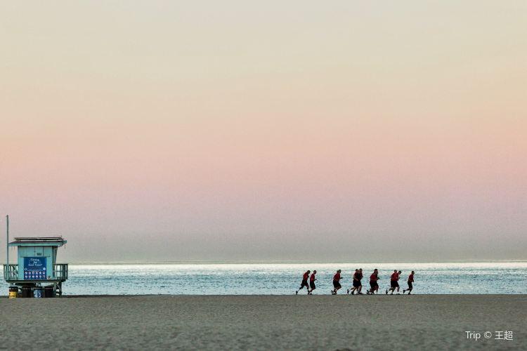 Santa Monica Beach1