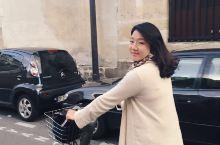 自行车游巴黎