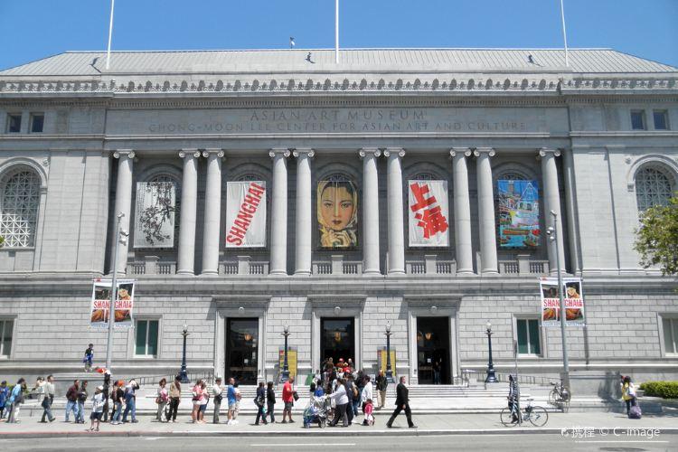 亞洲藝術博物館