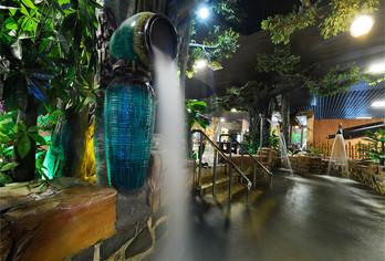 欧乐堡戏水湾艺术养生温泉