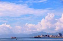 鹿儿岛—鹰翱蝶舞的日本南部火山小城