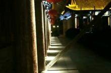 渭南韩城文庙夜景之七