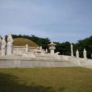 王建王陵旅游景点攻略图