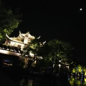 夜景旅游景点攻略图