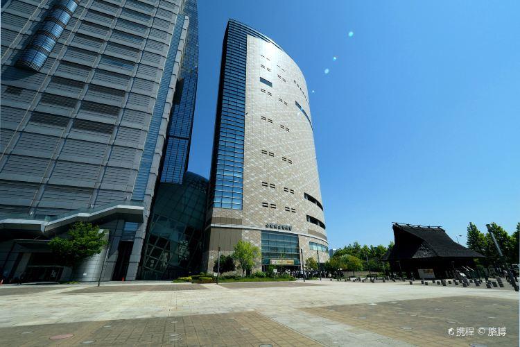 오사카 역사 박물관2