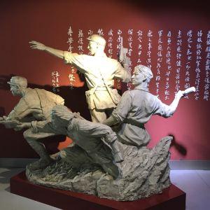 新四军江南指挥部纪念馆旅游景点攻略图