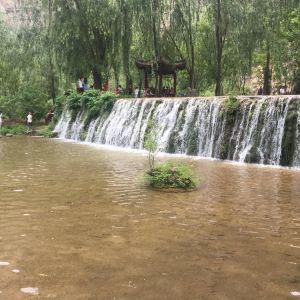沕沕水生态风景区旅游景点攻略图