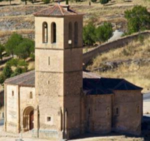 韦拉克鲁斯教堂旅游景点攻略图