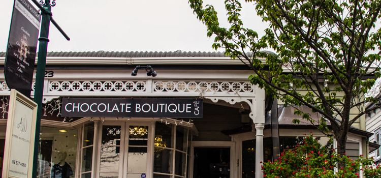 Chocolate Boutique Cafe