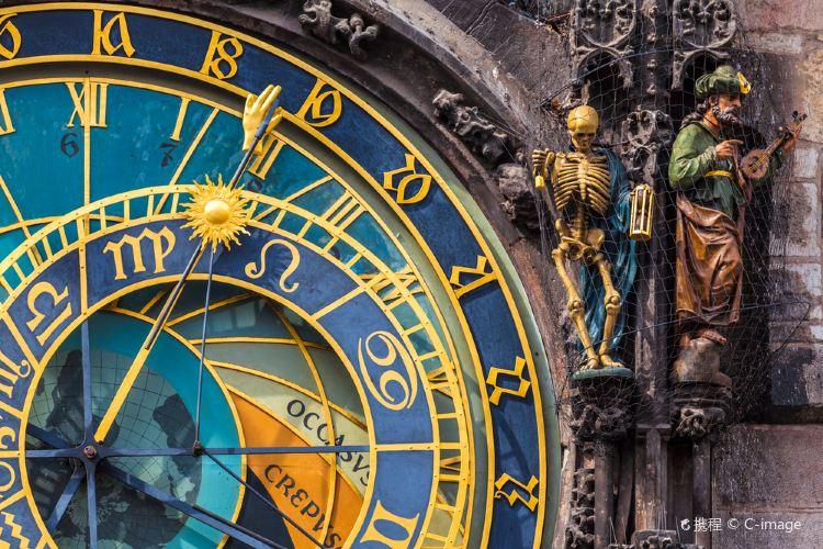 Prague Astronomical Clock4