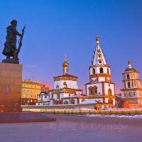 西伯利亚联邦管区图片