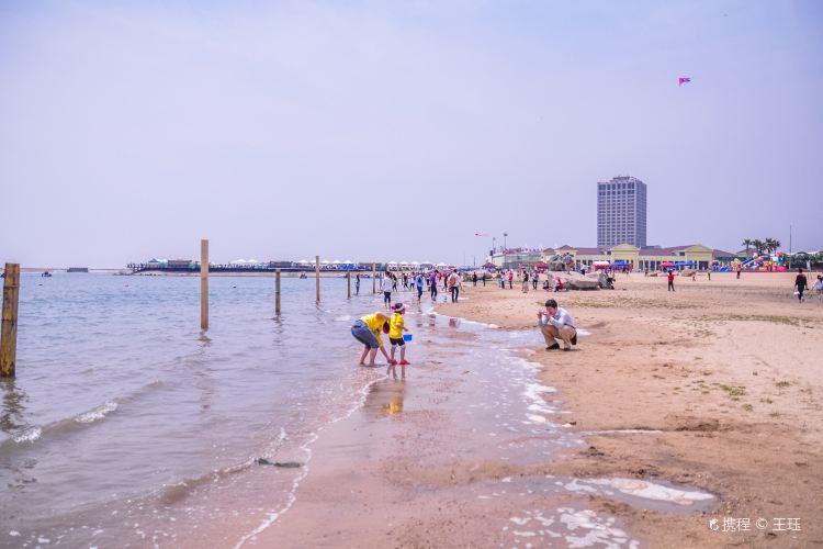 진산 해변