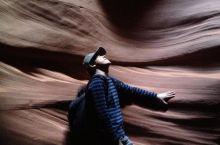 羚羊谷,光与影的夹缝