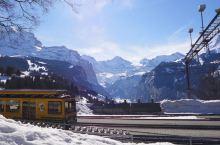 欧洲屋脊--瑞士少女峰