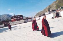 拉卜楞寺 | 阳光照耀下的藏传佛教