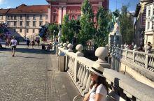 """卢布尔雅那的""""人民广场""""---普列舍伦广场"""