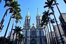 #向往的生活 巴西百年圣保罗大教堂