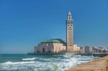 建在海上的清真寺