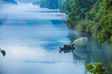 神奇的雾漫小东江#世界遗产