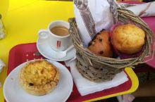 尼斯老店的古早味法式早餐