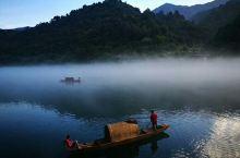 遇见最美的东江湖