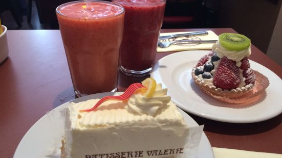 Patisserie Valerie(charing cross road)