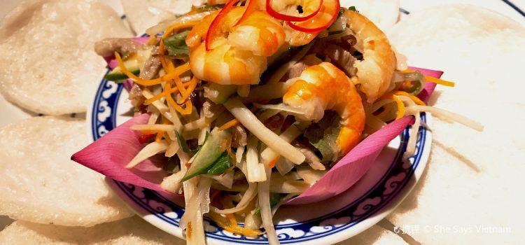 Mandarine Restaurant Saigon1