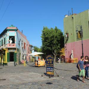 博卡街区旅游景点攻略图