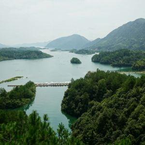 仙岛湖仙湖画廊旅游景点攻略图